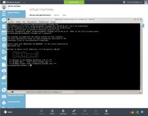 SSH Screen
