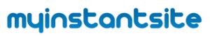 My Instant Site Logo
